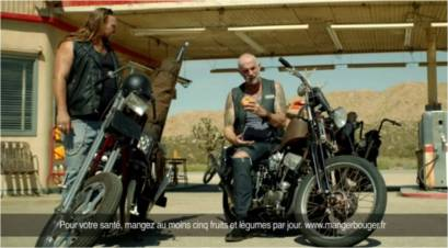 publicité_mcdonald's_bagel_motards_bikers